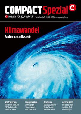 Compact Spezial Nr. 15: Klimawandel - Fakten gegen Hysterie