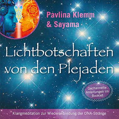 Lichtbotschaften von den Plejaden - Klangmeditationen der Plejader_small