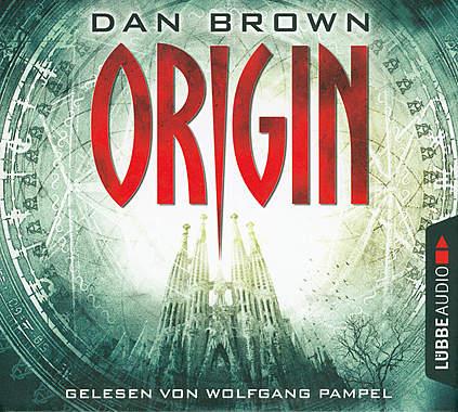 Origin - Hörbuch