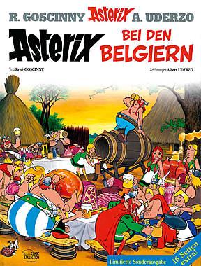 Asterix bei den Belgiern - Mängelartikel