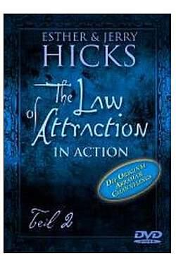 The Law of Attraction - In Action, DVD, deutsche Version - Mängelartikel