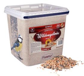 Wildvogelmix 3kg im Eimer