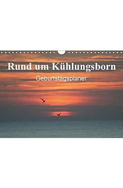 Rund um Kühlungsborn - Wandkalender 2018 - Mängelartikel