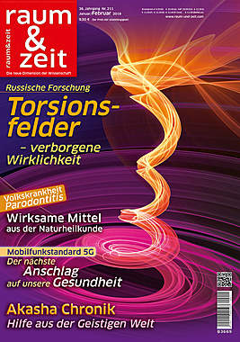 Raum & Zeit Nr. 211 - Ausgabe Januar/Februar 2018_small