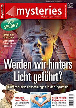 mysteriesAusgabe Nr.1 Januar/Februar 2018_small