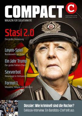 Compact Magazin Ausgabe Februar 2018