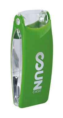 Solar Fire Solarfeuerzeug grün