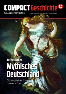 Compact Geschichte - Mystisches Deutschland