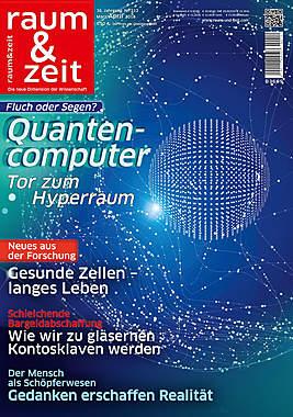 Raum & Zeit Ausgabe März/April 2018