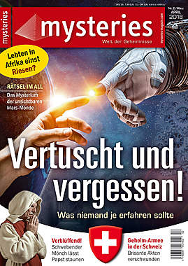 mysteries - Ausgabe Nr. 2 März/April 2018_small