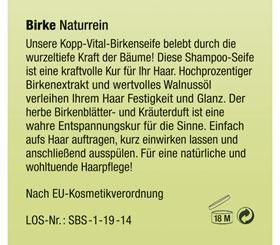 Kopp Naturkosmetik Birke Seife - vegan_small03