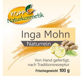 Kopp Naturkosmetik Inga Mohn Seife - vegan_small02