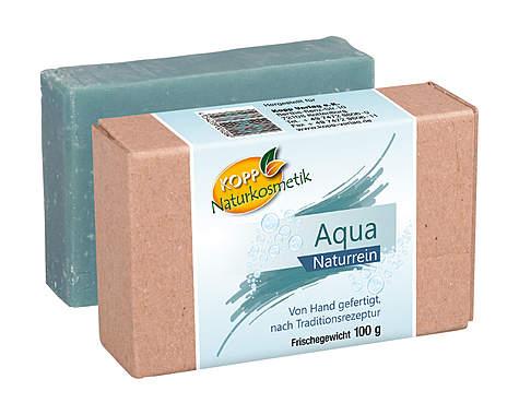 Kopp Naturkosmetik Aqua Seife