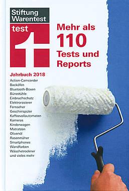 Stiftung Warentest: Jahrbuch 2018