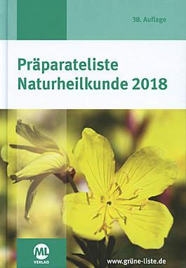 Präparateliste Naturheilkunde 2018