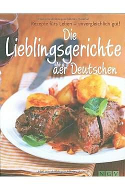 Lieblingsgerichte der Deutschen - Mängelartikel