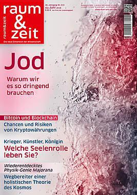 Raum & Zeit Nr.213Ausgabe Mai/Juni 2018_small