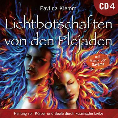 Lichtbotschaften von den Plejaden CD 4_small