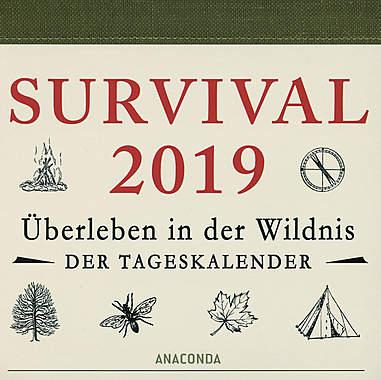 Survival-Kalender 2019