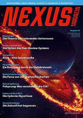 Nexus-Magazin August/September 2018