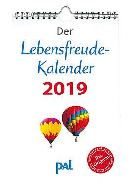 Der Lebensfreude-Kalender 2019