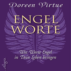 Doreen Virtue: Engel-Worte - Mängelartikel