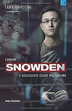 Edward Snowden: Geschichte einer Weltaffäre - Mängelartikel_small