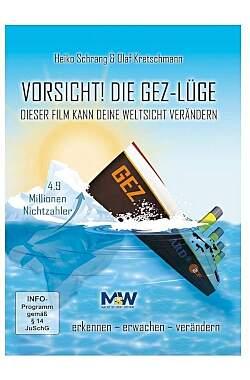 Vorsicht! Die GEZ-Lüge, DVD - Mängelartikel