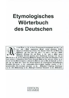 Etymologisches Wörterbuch des Deutschen_small