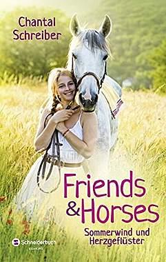 Friends & Horses, Band 02: Sommerwind und Herzgeflüster - Mängelartikel