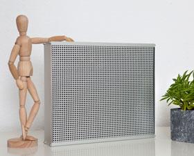 LR 4 Luftreiniger für Räume bis ca. 50m² oder ca. 130m³