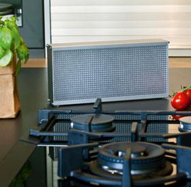 LRK-2 Luftreiniger für die Küche bis ca. 25m² oder ca. 65m³