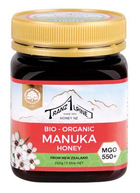 Bio-Manuka-Honig aus Neuseeland (MGO 550+)_small