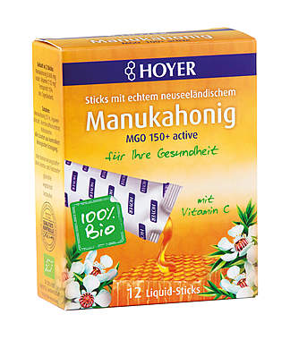 Bio Manukahonig Liquid-Sticks MGO 150+ active_small