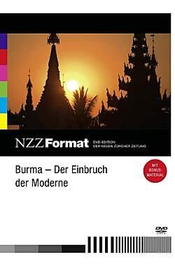 Burma - Der Einbruch der Moderne - DVD
