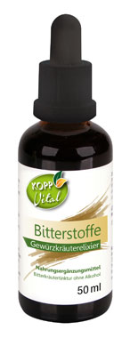 Kopp Vital Bitterstoffe Gewürzkräuterelixier - vegan