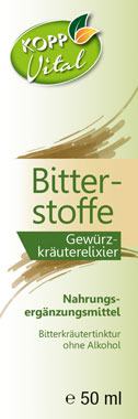 Kopp Vital Bitterstoffe Gewürzkräuterelixier - vegan_small01