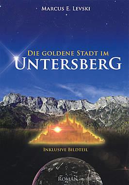 Die Goldene Stadt im Untersberg