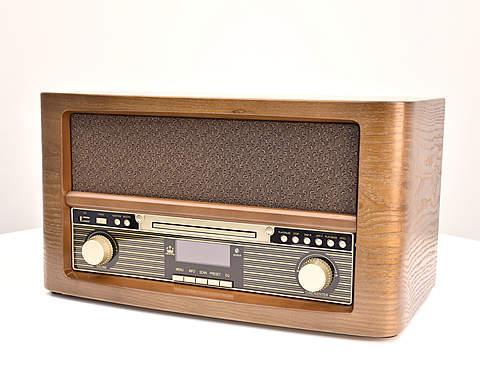 Nostalgie-Stereoanlage - Mängelartikel für Bastler_small
