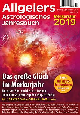 Allgeiers Astrologisches Jahresbuch 2019 - Mängelartikel_small
