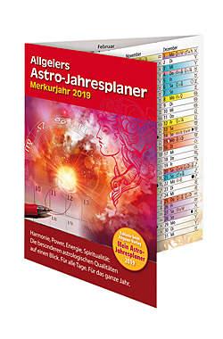 Allgeiers Astrologisches Jahresbuch 2019 - Mängelartikel_small01