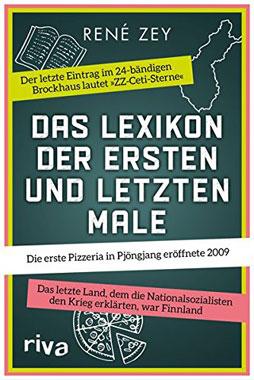 Das Lexikon der ersten und letzten Male - Mängelartikel