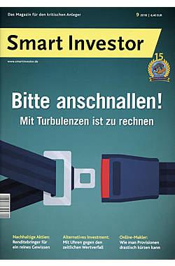 Smart Investor Ausgabe 9/2018
