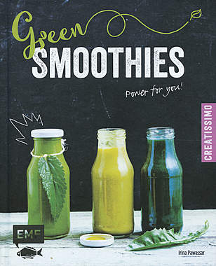 Green Smoothies - Power for you