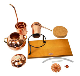 »CopperGarden®« Tischdestille Arabia_small04