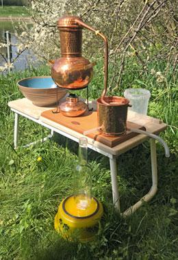 »CopperGarden®« Tischdestille Arabia_small05