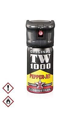 TW1000 Pfeffer-Jet Man - 40ml