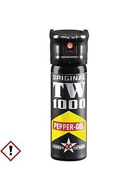 TW1000 Pfeffer-GEL - 63ml