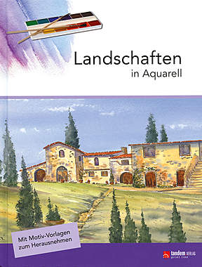 Landschaften in Aquarell