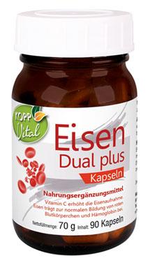 Kopp Vital Eisen Dual Plus Kapseln_small